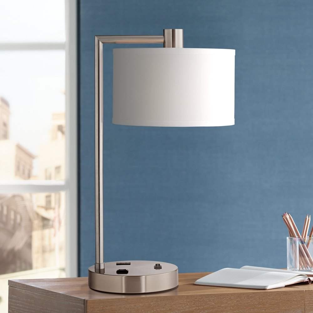 power nightstand lamps base lamp hotel ports outlet table outlets lighting in contemporary usb astonishing electrical usa with bedroom desk