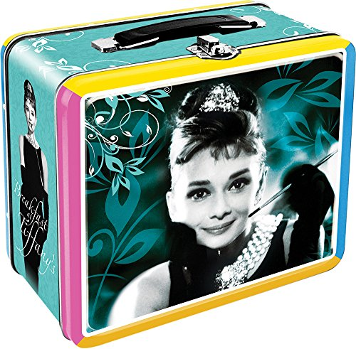 Aquarius 48136 Audrey Breakfast Large Tin Fun Box, 8