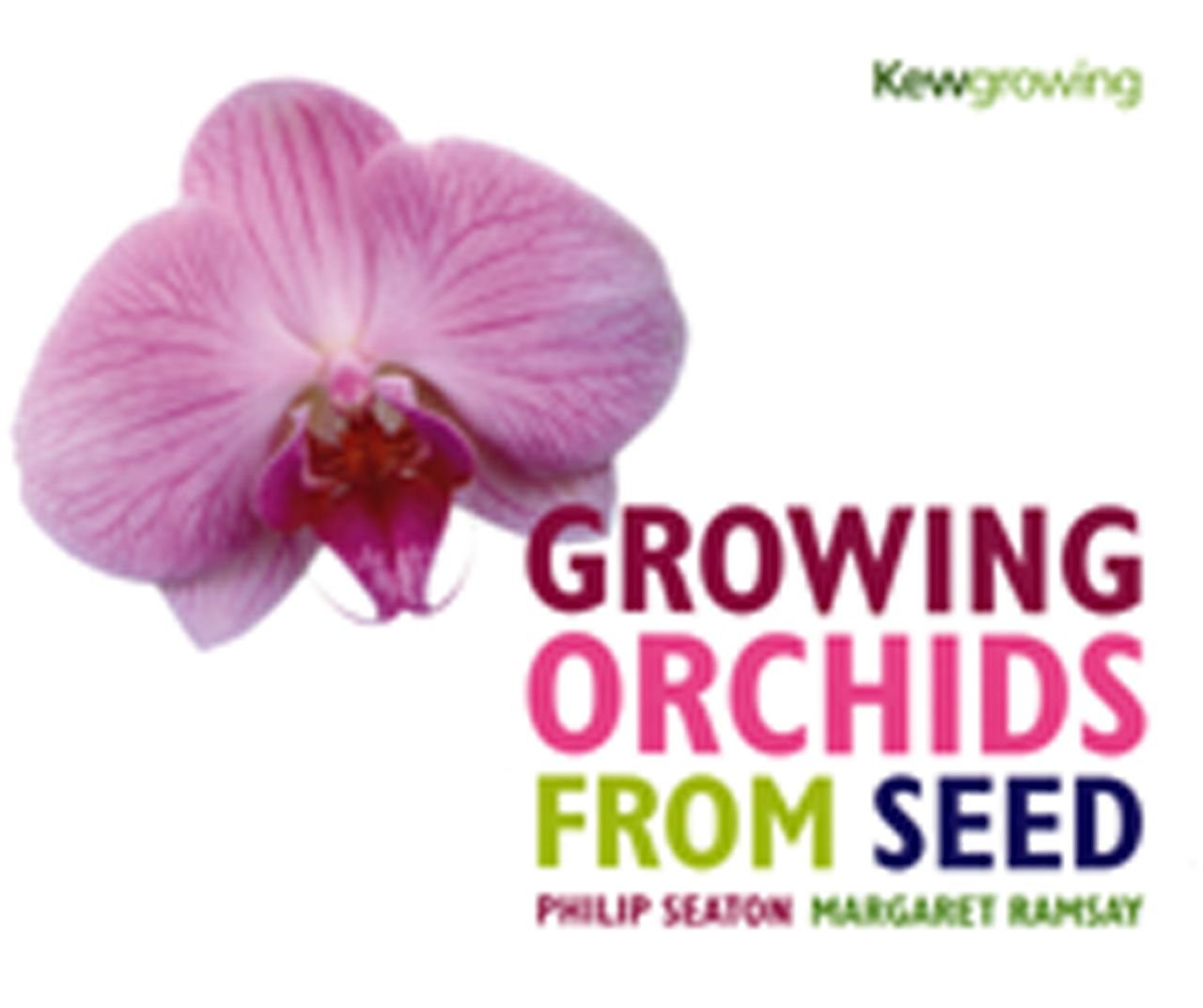 Growing Orchids from Seed: Philip Seaton, Margaret Ramsey: 9781842460917:  Amazon.com: Books