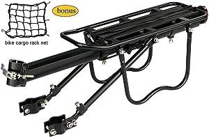 Amazon.com : Ibera Bike Rack - Bicycle Touring Carrier with ...