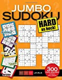 Jumbo Sudoku Hard as Heck, Sudoku Institute Staff, 1603208240