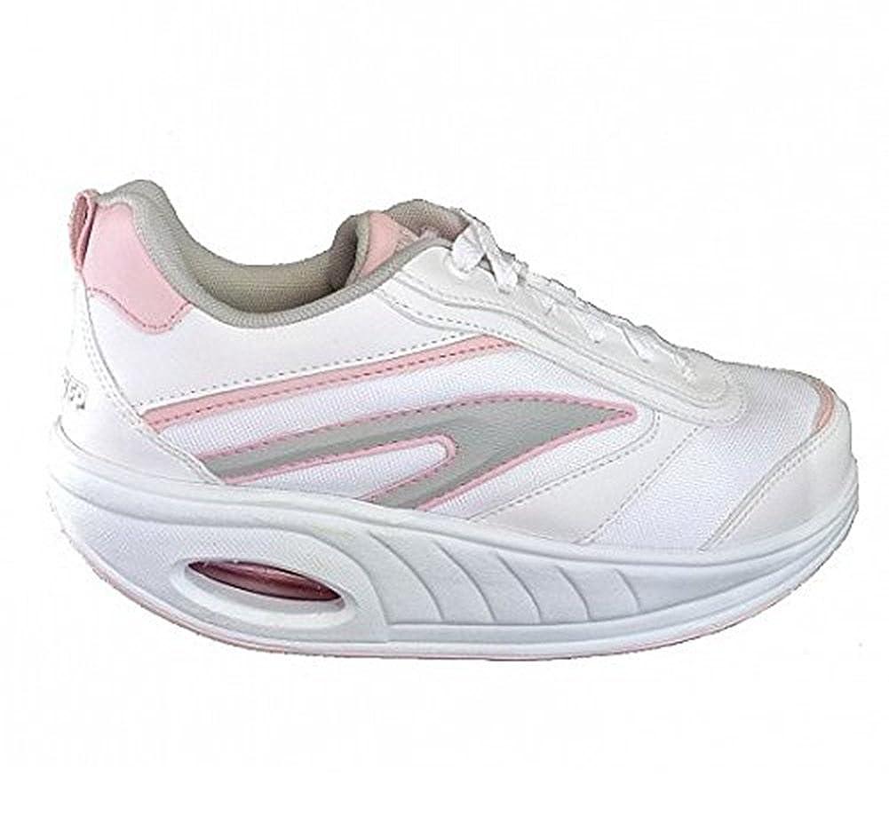 FitnessStep - Zapatillas para Deportes de Exterior de Material ...