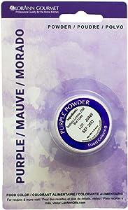LorAnn Purple Powder Food Color 1/2 ounce jar - Blistered