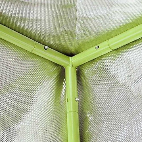 """61tcCbef9tL - Matrix Horticulture 48""""x48""""x80"""" Grow Tent Diamond Mylar 600D Hydroponic Growing Room Box for Indoor Plants Observation Window Arch Door D Design 4x4"""