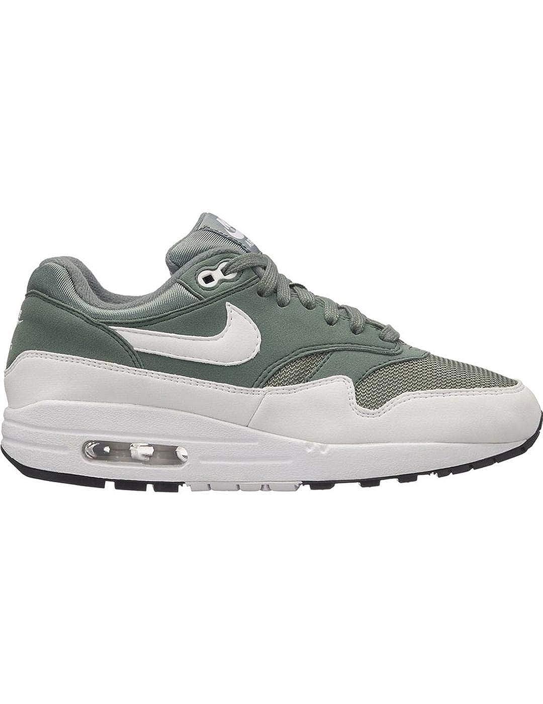 Nike Damen Turnschuhe Grün Clay Grün Weiß