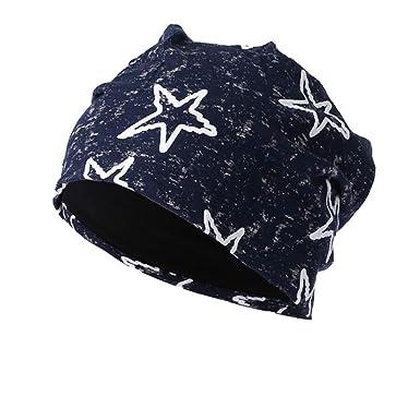 c833d833071 KUDICO Beanie Hat Head Scarf Sale Clearance Unisex Warm Crochet Knit Beanie  Caps Slouchy Turban Headwear Head Wraps (Navy)  Amazon.co.uk  Clothing