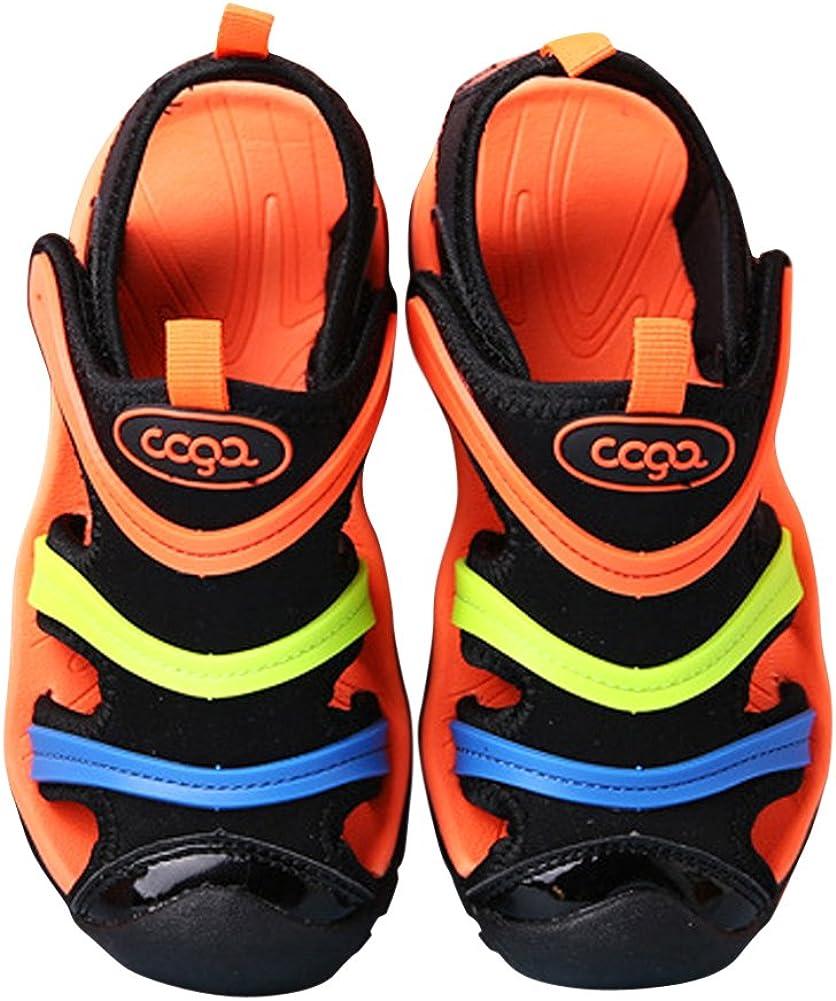 Toddler//Little Kid//Big Kid Tortor 1Bacha Kid Boy Girl Closed Bump Toe Athletic Sport Fisherman Sandal