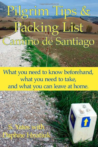 Pilgrim Tips Packing Camino Santiago product image