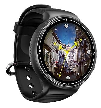 DUABOBAO Adecuado para Hombres Y Mujeres, Reloj Inteligente 4G, Navegación GPS + WiFi +