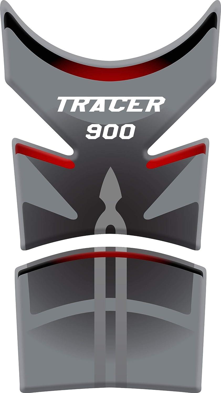 POTECTOR DE DEP/ÒSITO compatibile con Yamaha Tracer 900 PROTECCION DE LOS TANQUES Blue