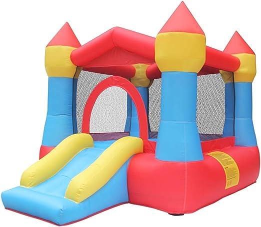 Castillos inflables de cama elástica para niños al aire libre ...