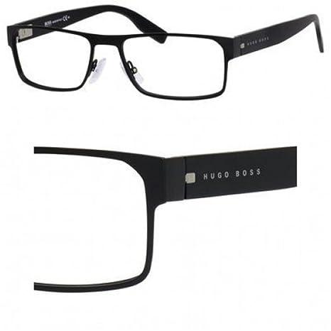4bd349b9cba Eyeglasses Boss Black Boss 601 094X Matte Black  Amazon.ca  Clothing    Accessories