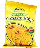 Olu Olu 100% Natual Sweet Plantainn Chips 60g (Box of 24)