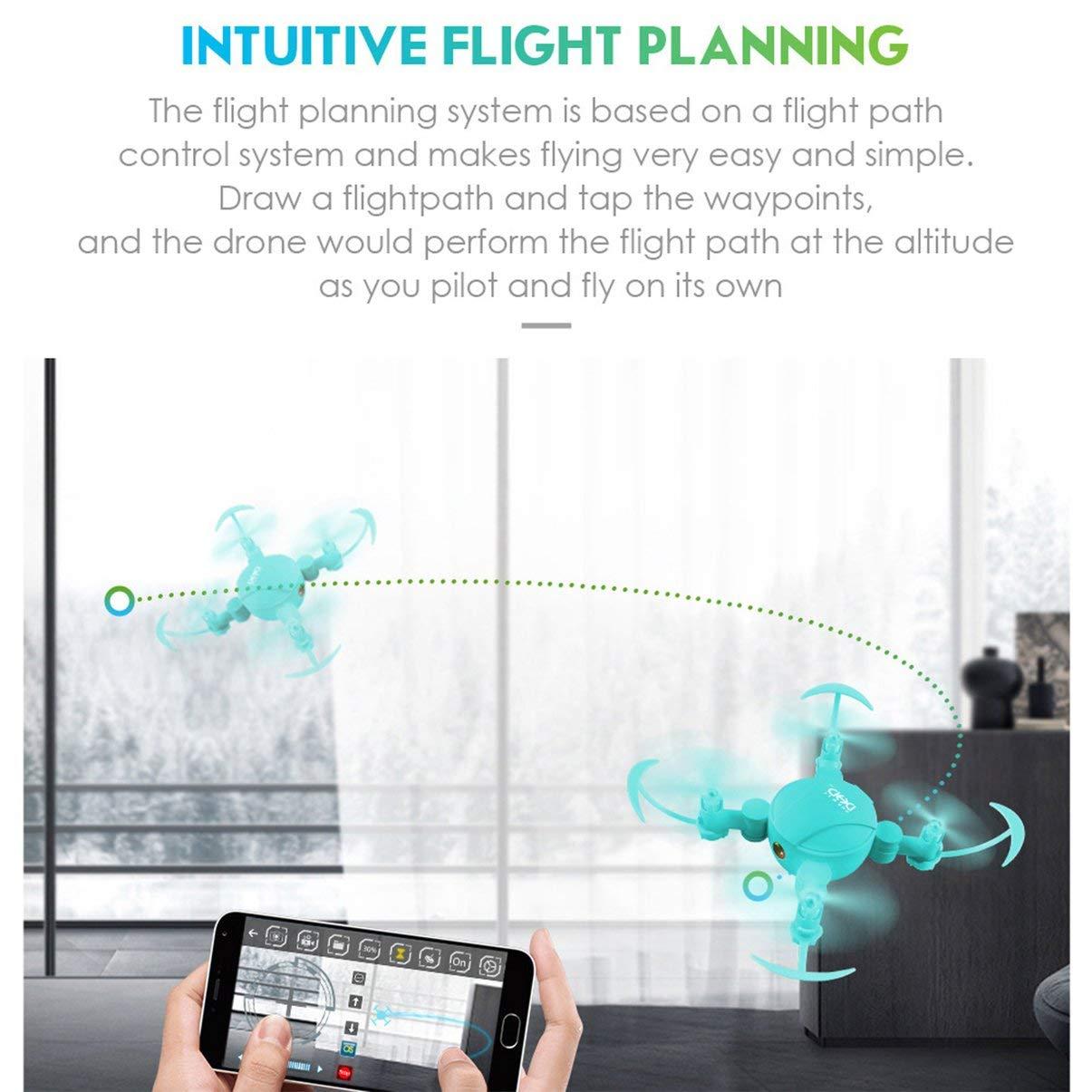JullyeleDEgant JJRC DHD D4 Rc Hubschrauber Faltbare Mini Drohnen Hd Hd Hd Quadrocopter WiFi Drohne Professionelle Selfie Drone Mit 720P Kamera 5e43f4