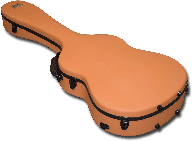 Spider Les Paul Guitarra de fibra de vidrio duro caso: Amazon.es: Instrumentos musicales