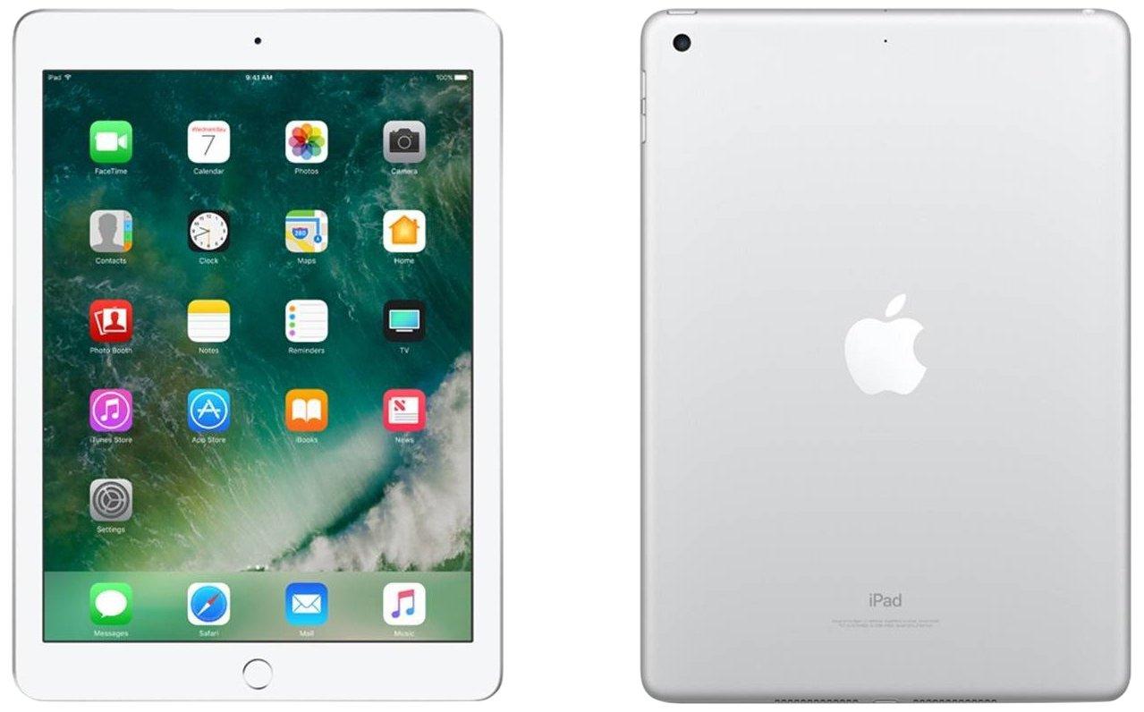 Apple iPad Tablet (9 7 inch, 32GB, Wi-Fi), Silver