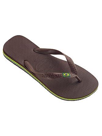 12707c261acd4 Havaianas Men s Brasil Flip Flops
