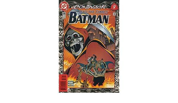 Detective Comics No.696 Chuck Dixon /& Graham Nolan 1996 Contagion Part 8