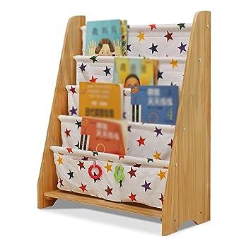 AJZGF Casiers de bibliothèque pour enfants maternelle bibliothèque ...