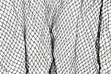 Authentic Dark Grey Fish Netting 5'' x 10'' - Perfect For Nautical Theme Parties, Dorms, Patio & Garden, Seafood Restaurants and Wall Hangings