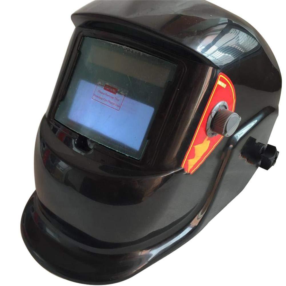 Bulary Gradation Automatique d/énergie Solaire de Masque Protecteur de Soudure Groupe /électrique TX500B de Miroir de Casque de Machine de Soudure Chapeau de Soudure