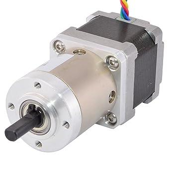 STEPPERONLINE Nema 14 Motor paso a paso Bipolar L=33 mm W ...
