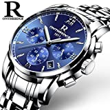 Men's multi-functional fashion luminous calendar sports waterproof male watch