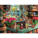Fanyunhan 5D Square Drill Embroidery Paintings Rhinestone Pasted DIY Diamond Painting Kits Home Décor Animal