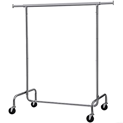 Amazon.com: SONGMICS Garment Rack Heavy Duty Clothes Rack Maximum