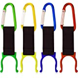 Amazon.com: Carabiner Water Bottle Holder Clip Camping Hiking ...