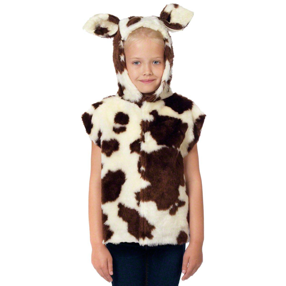 Unbekannt Charlie Crow Kuh Kuh Kuh kostüm für Kinder - Einheitsgröße 3-9 Jahre. ca9d8a
