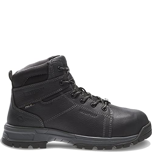 28ff23169cb Wolverine Men's Grogan 6-Inch Int Met Comp Toe Work Boot