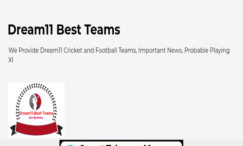 Amazon com: Dream11 Best Teams: Appstore for Android