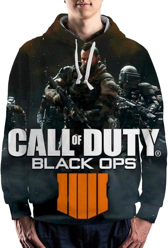 Game Black-ops-5 Mens Full Print Both Sides Hoodie Pullover Sweatshirt Sweater Jacket