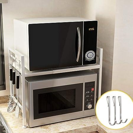 Soporte Para Horno Cocina Horno Microondas Estante Estante ...