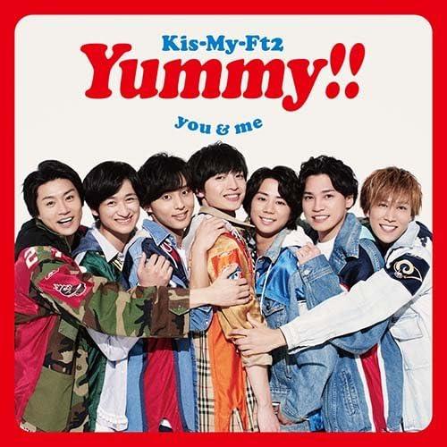 Yummy: Kis-My-Ft2, Kis-My-Ft2: Amazon.it: Musica