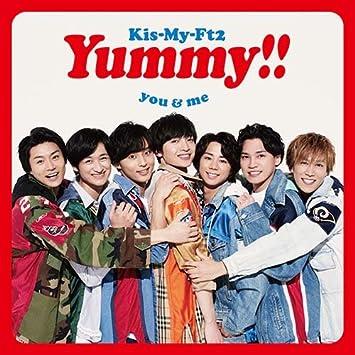 Amazon | Yummy!!(通常盤) | Kis...
