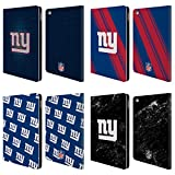 Official NFL 2017/18 New York Giants Leather Book Wallet Case Cover For Apple iPad Air 2