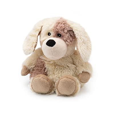 Puppy Junior - WARMIES Cozy Plush Heatable Lavender Scented Stuffed Animal: Health & Personal Care