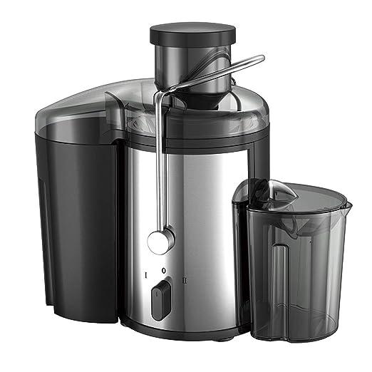 Vicelec - Licuadora de frutas y verduras, 600 W, extractor de zumo ...