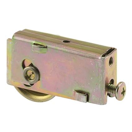 Superior Sliding Glass Door Roller, 1 1/4u0026quot; Steel Wheel, 9/