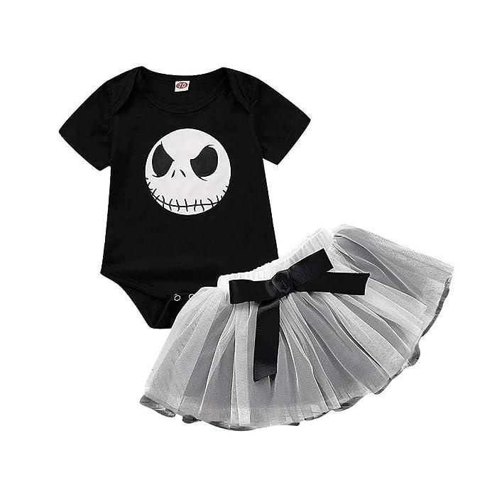 Amazon.com: Disfraz de Halloween de 3 a 18 meses, conjunto ...