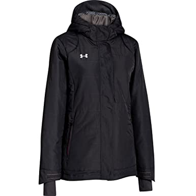Under Armour Mujer ColdGear Infared Elevate Chaqueta, Negro ...