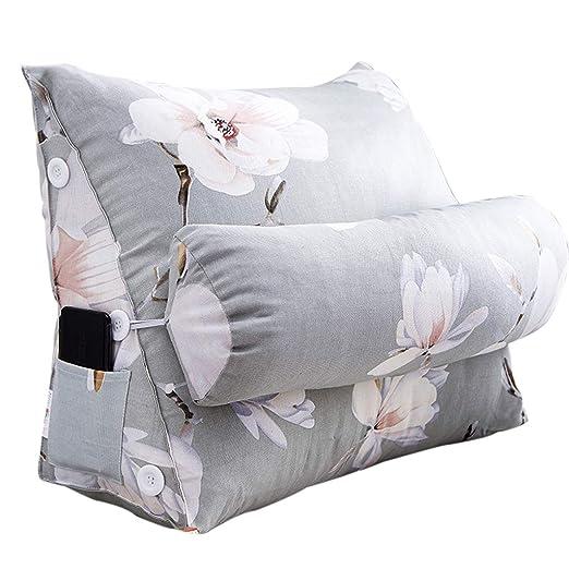 TY-Cushion MMM Almohada Cojín Respaldo de la Cama Sofá ...