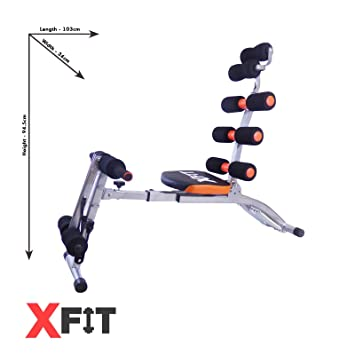 e1009a15e5c 18 in 1 Multi-Gym Machine For Home Fitness workouts