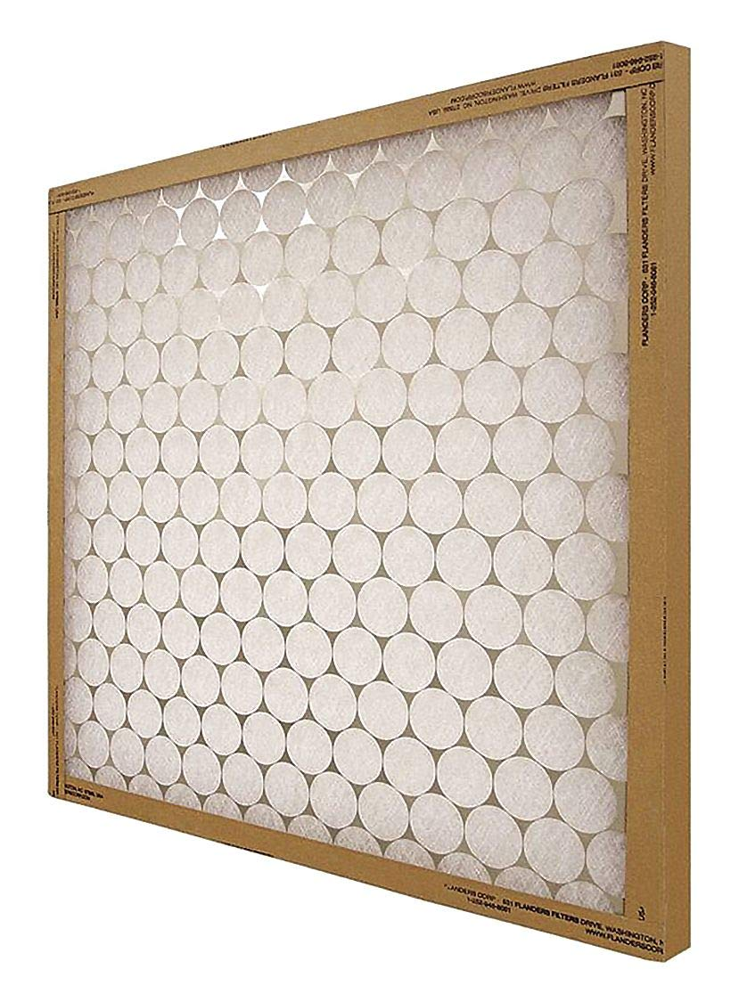 Min Polyester Air Filter Qty 12 MERV 7 18x24x1 12 pieces