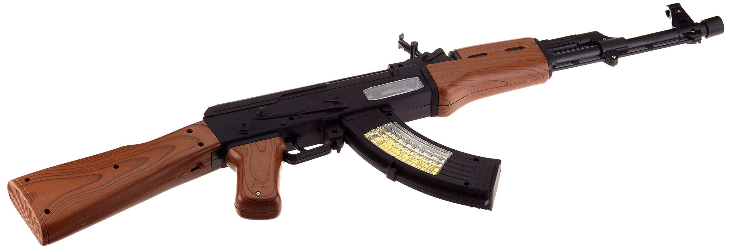 Kombat AK47 Toy Gun with Lights & Sound