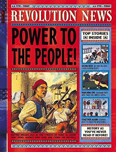 History News: Revolution News