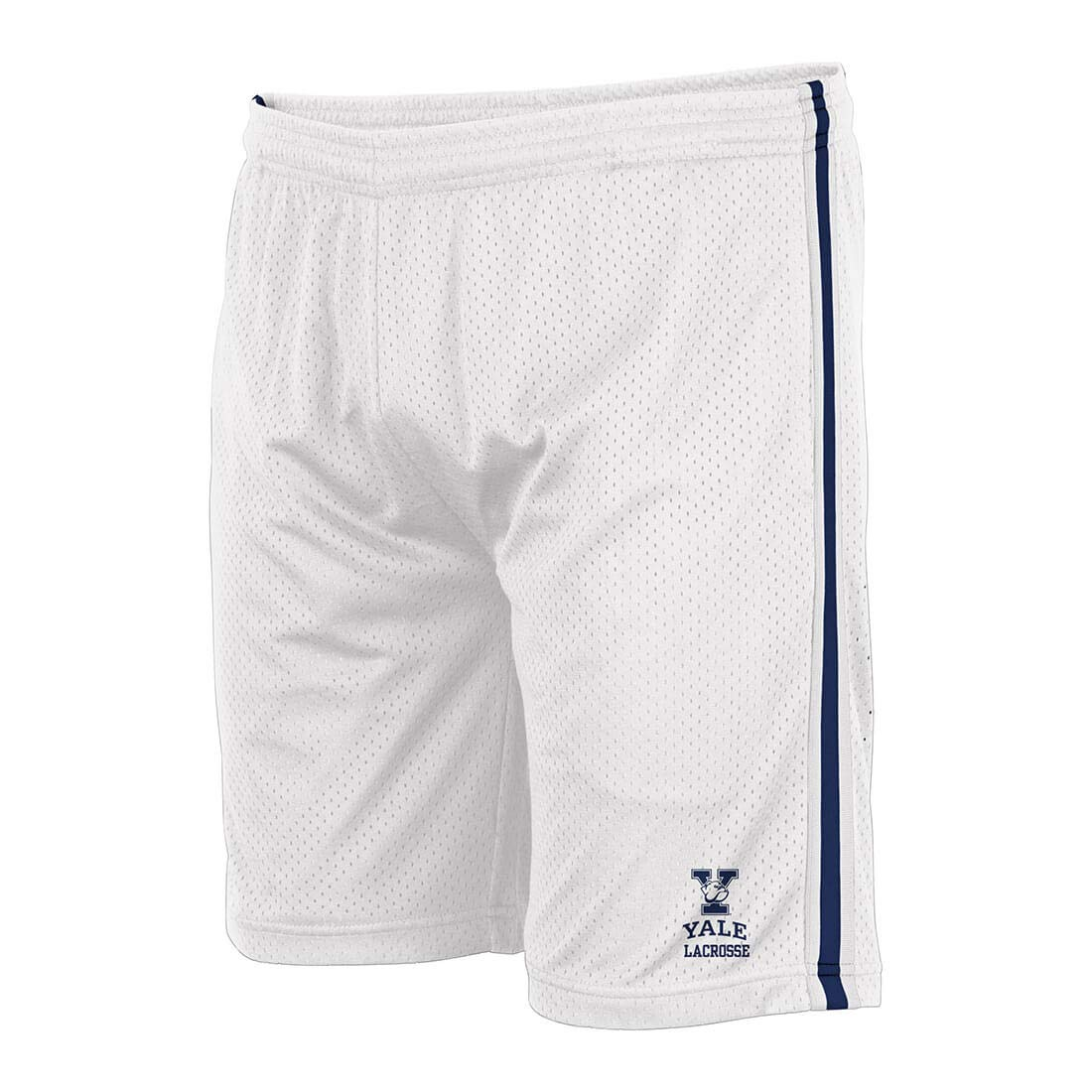 Yale Lacrosse Shorts-Youth-Small