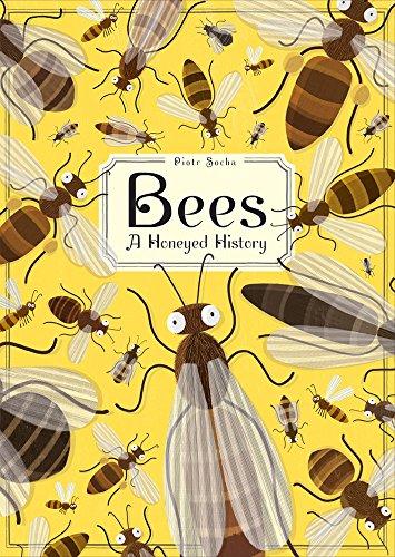 Bees: A Honeyed History (Tree Bee)